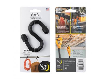 Ohebný háček Nite Ize Gear Tie Bendable S-Hook