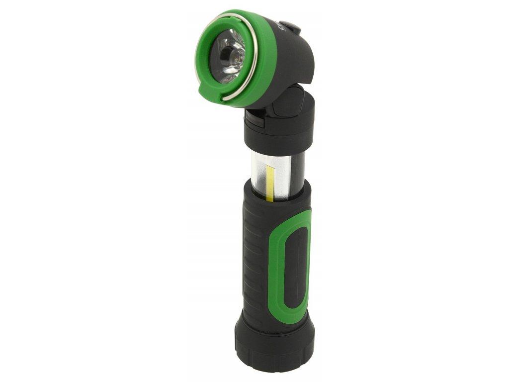 Svítilna LED 100/200lm CAMPING vysouvací