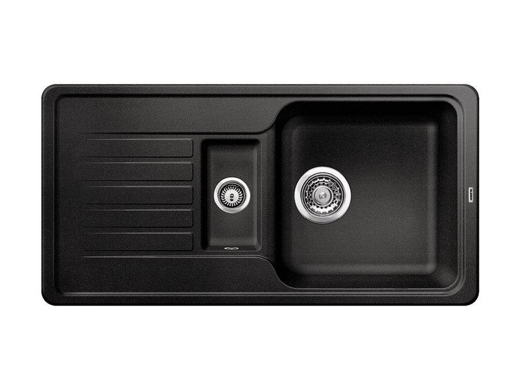 Kuchyňský granitový dřez Blanco FAVOS 6 S antracit  + Čistící pasta Franke Twister 125ml