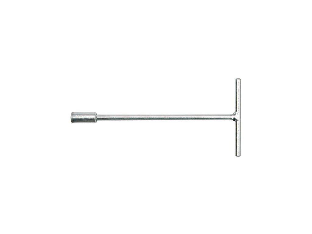 """Klíč nástrčný 17 mm typ """"T"""" 380 mm"""