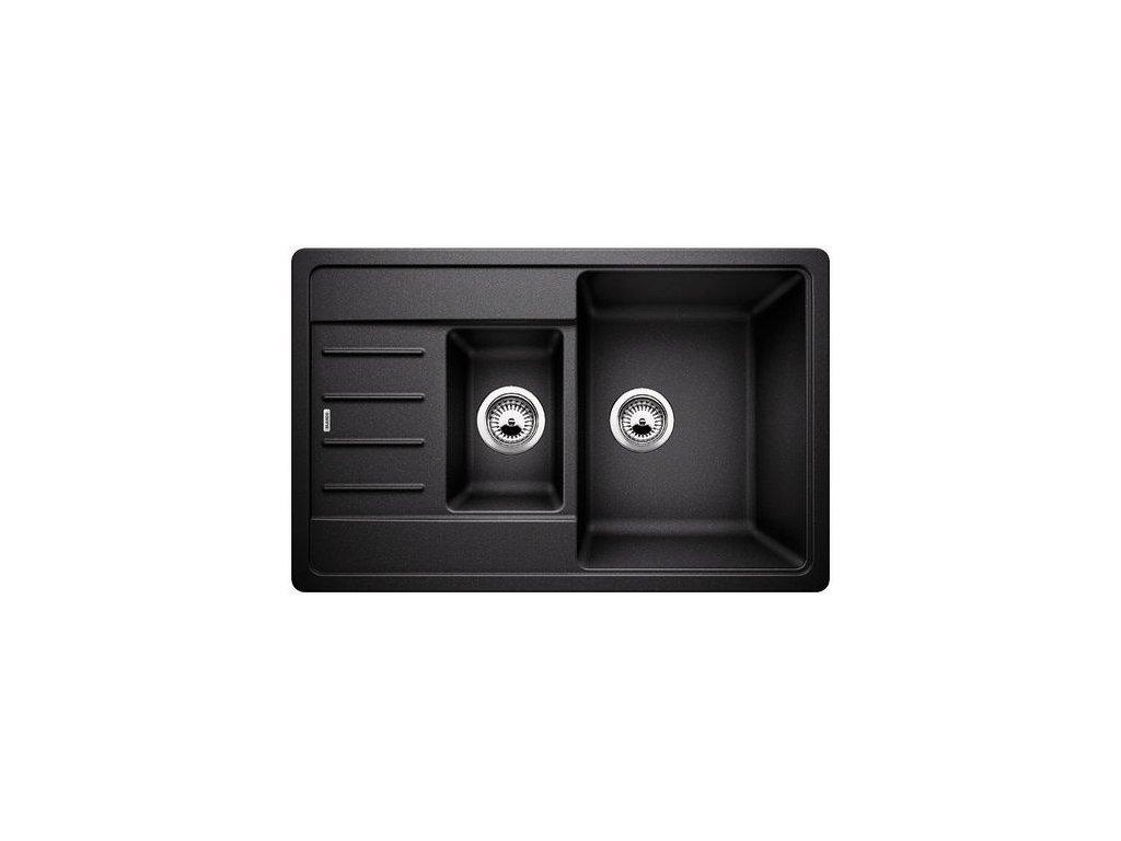 Kuchyňský granitový dřez Blanco LEGRA 6 S Compact antracit