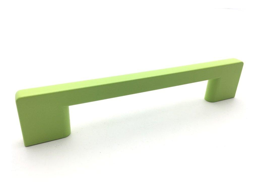 nabytkova uchytka nakana zelena