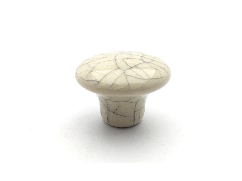 nabytkova knopka gaia porcelan