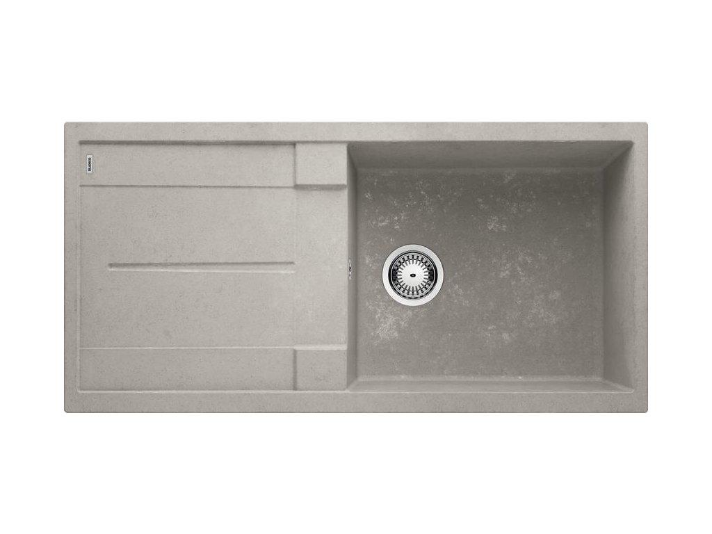 Kuchyňský granitový dřez Blanco METRA XL 6 S Beton-Style