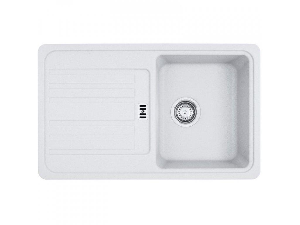 Kuchyňský dřez Franke Euroform EFG 614-78 Bílá led  + Vůně do bytu Areon 85ml