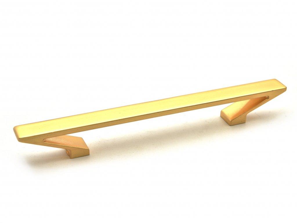 nabytkova uchytka bench zlata brousena 1