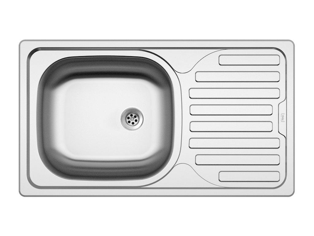 """Kuchyňský nerezový dřez Sinks CLASSIC 760 1 ½"""""""