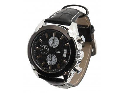 Hodinky CHRONO BLACK Compass