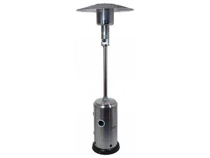 Plynový zářič SILVER s regulátorem  + Vůně do bytu Areon 85ml