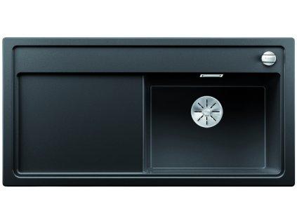 Granitový dřez Blanco ZENAR XL 6 S antracit dřez vpravo  + Čistící pasta Franke Twister 125ml