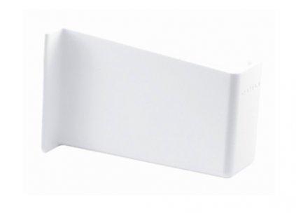 Krytka závěsu 806 L+P bílá