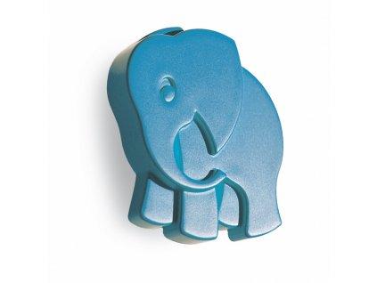 Nábytková dětská úchytka Slon