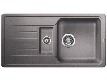 Kuchyňský granitový dřez Blanco FAVOS 6 S aluminium  + Čistící pasta Franke Twister 125ml