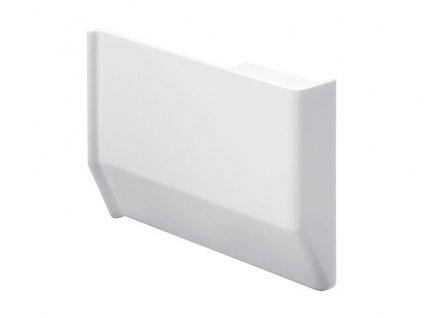 Krytka závěsu 801 L+P bílá