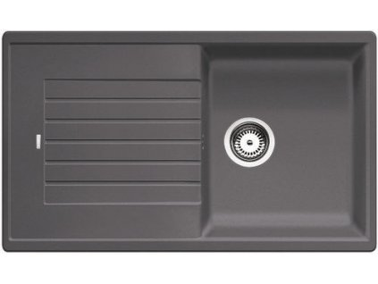 Kuchyňský granitový dřez Blanco ZIA 5 S šedá skála