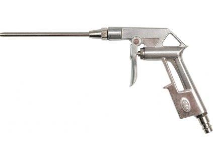 Pistole na profukování 4 mm 1,2 - 3 bar dlouhá