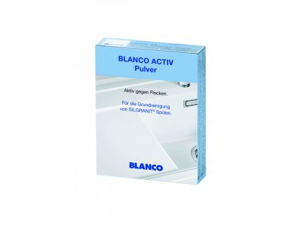 Čistící prostředek na silgranit BLANCO ACTIV Pulver