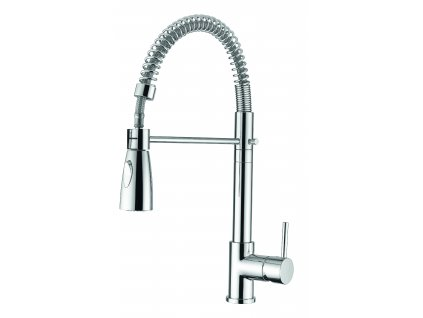 Industriální dřezová baterie se sprchou Sinks MIX 35 PROF S  + Vůně do bytu Areon 85ml