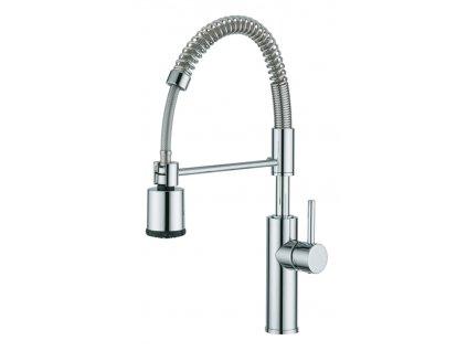 Industriální dřezová baterie se sprchou Sinks MITU PROF S  + Vůně do bytu Areon 85ml