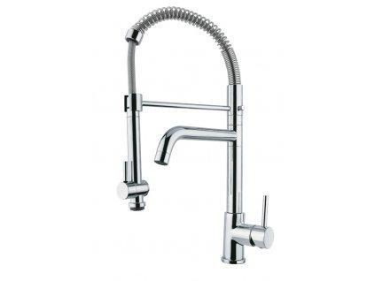 Industriální dřezová baterie se sprchou Sinks TINY CHEF PROF S  + Vůně do bytu Areon 85ml