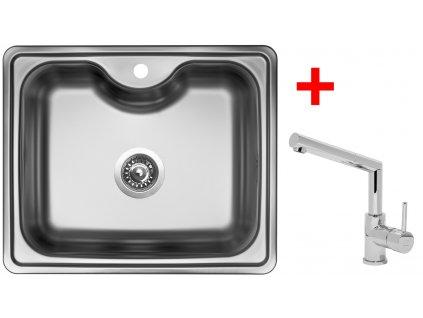 Akční set Sinks BIGGER 600 a baterie MIX 350 P  + Vůně do bytu Areon 85ml