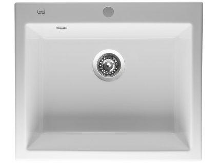 Keramický dřez Sinks CERAM 600  + Sinks čistící pasta