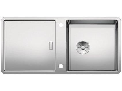 Blanco JARON XL 6 S-IF InFino nerez s excentrem  + Vůně do bytu Areon 85ml