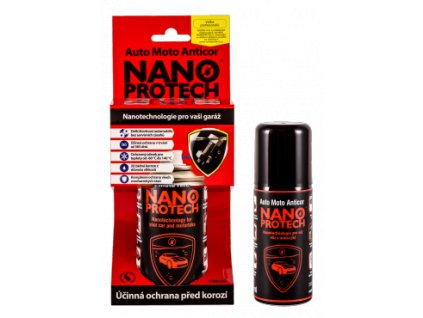 NANOPROTECH AutoMoto Anticor 150ml
