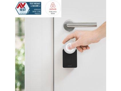 Elektronický zámek NUKI Smart Lock  + Vůně do bytu Areon 85ml