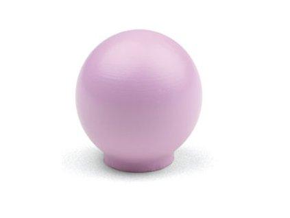 nabytkova knopka BALA fialova