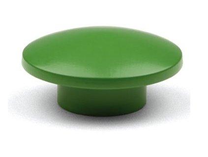 nabytkova knopka SOLA zelena