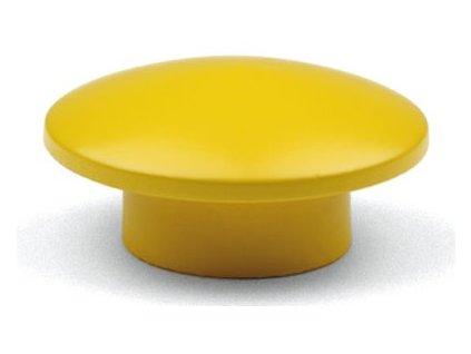 nabytkova knopka SOLA zluta