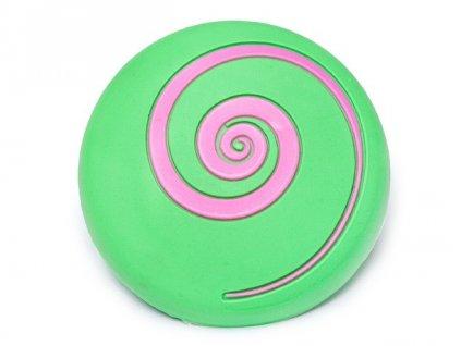 nabytkova detska knopka vir zeleny