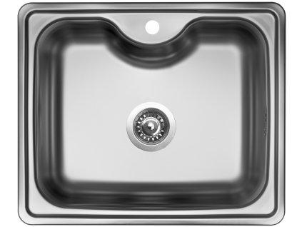 Kuchyňský nerezový dřez Sinks BIGGER 600