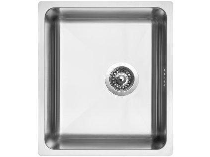 Kuchyňský nerezový dřez Sinks BLOCK 380