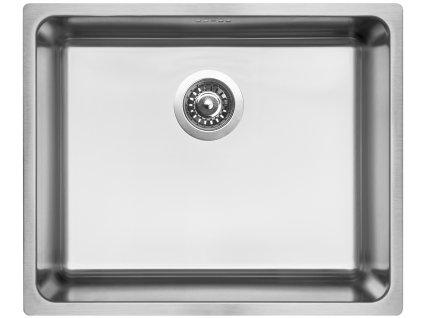 Kuchyňský nerezový dřez Sinks BLOCK 540 V kartáčovaný