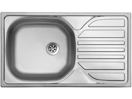Kuchyňský nerezový dřez Sinks COMPACT 760 M matný