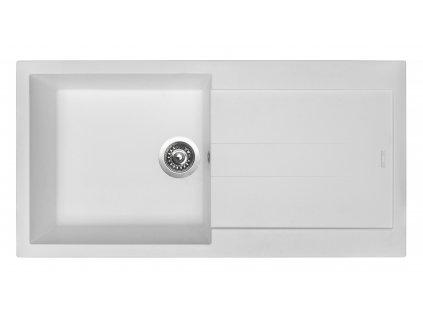Granitový dřez Sinks AMANDA 990 Milk  + Vůně do bytu Areon 85ml