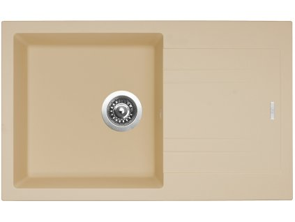 Granitový dřez Sinks LINEA 780 N Sahara