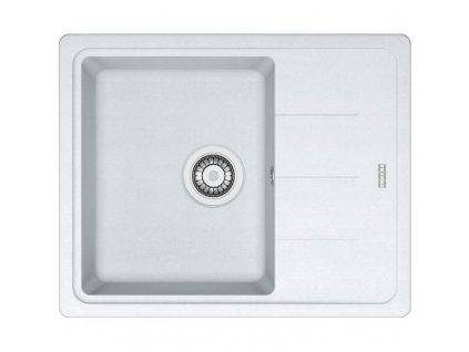 Kuchyňský dřez Franke Basis BFG 611-62 Bílá led  + Vůně do bytu Areon 85ml