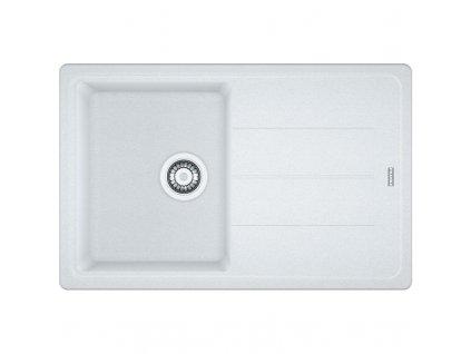 Kuchyňský dřez Franke Basis BFG 611-78 Bílá led  + Vůně do bytu Areon 85ml