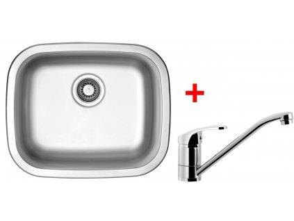 Akční set Sinks NEPTUN 526 V matný + baterie PRONTO