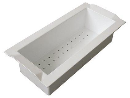 Sinks Miska - plast bílý (BOX) SD223
