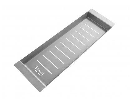 Sinks Přídavný odkapávač - nerez SD501