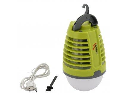 Svítilna PEAR nabíjecí + lapač hmyzu 13180