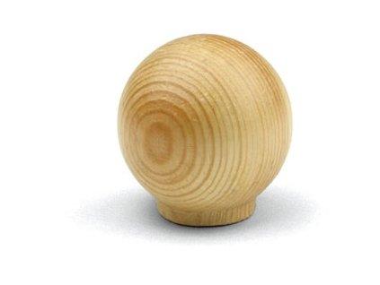 nabytkova knopka olza borovice lak