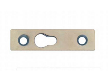 Bajonetový závěs 60 mm pro zavěšení skříněk
