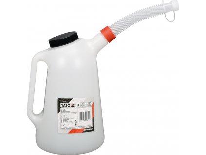Nálevka na olej 3L
