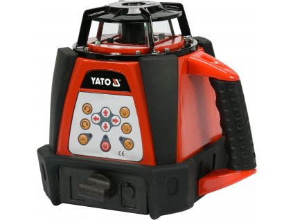 Křížový laser samonivelační akumulátorový