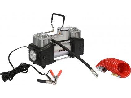 Kompresor s LED svítilnou 250W